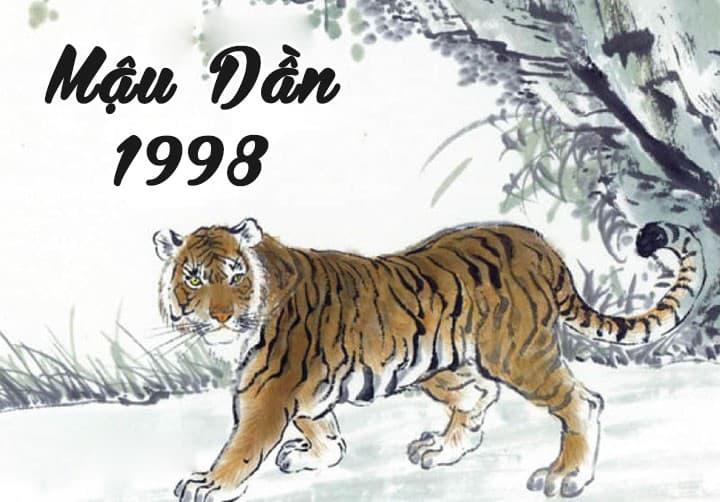 Tuổi Mậu Dần 1998 hợp cây gì? Vườn Cây Xinh
