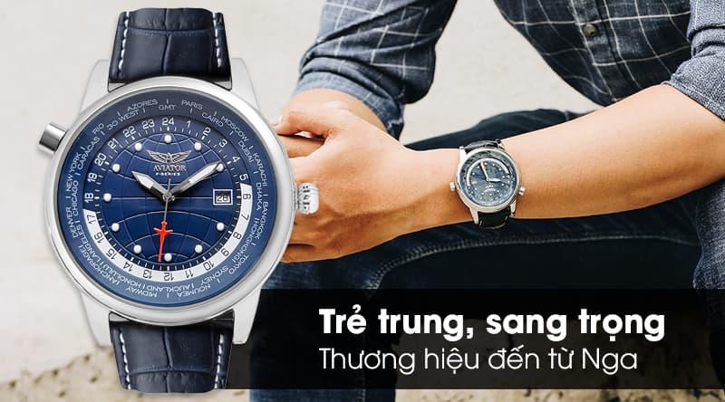 Đồng hồ nam | Nên mua gì tặng thầy ngày 20-11